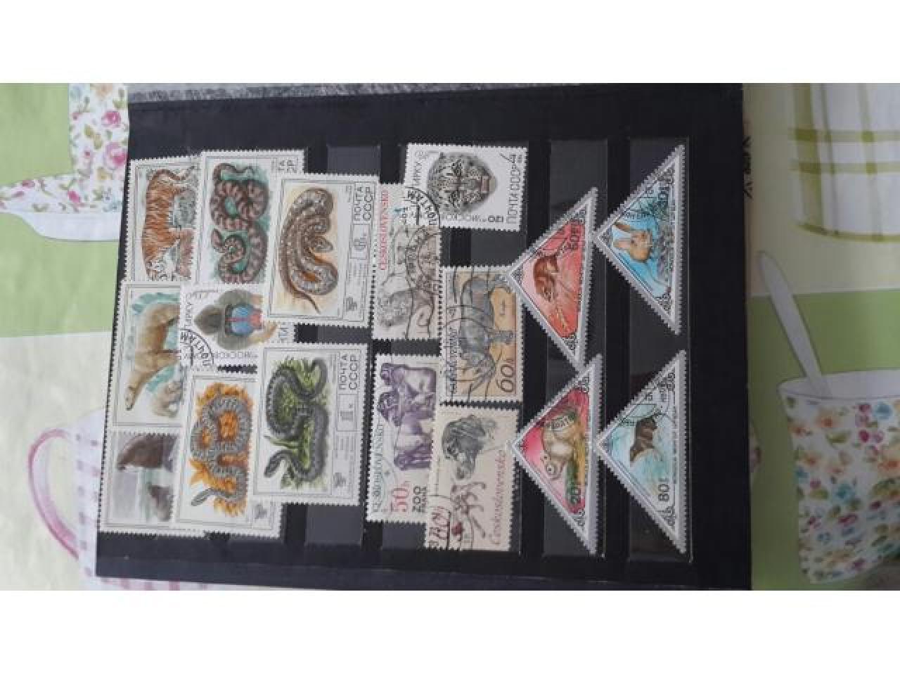 коллекция марок - 3