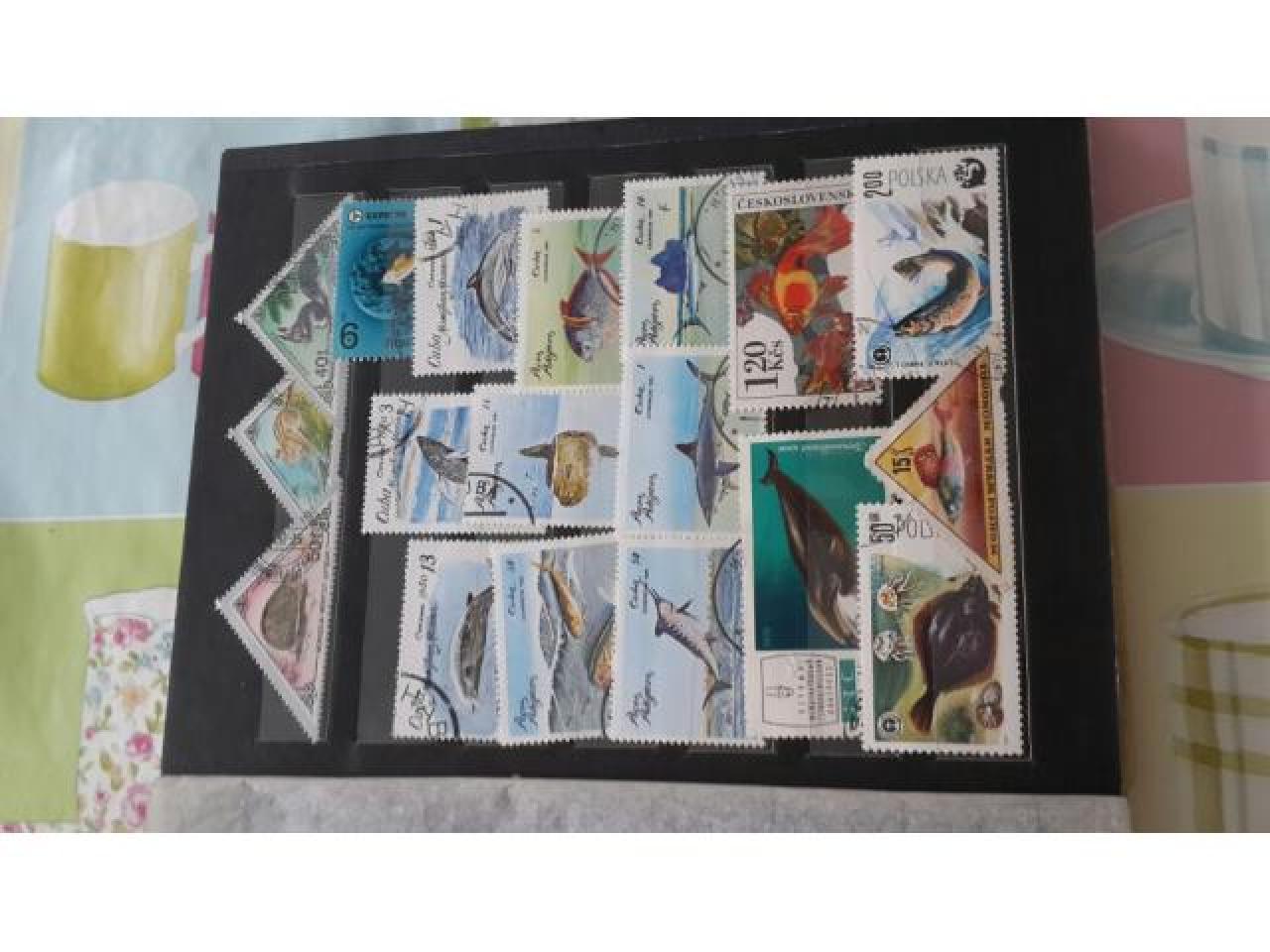 коллекция марок - 4