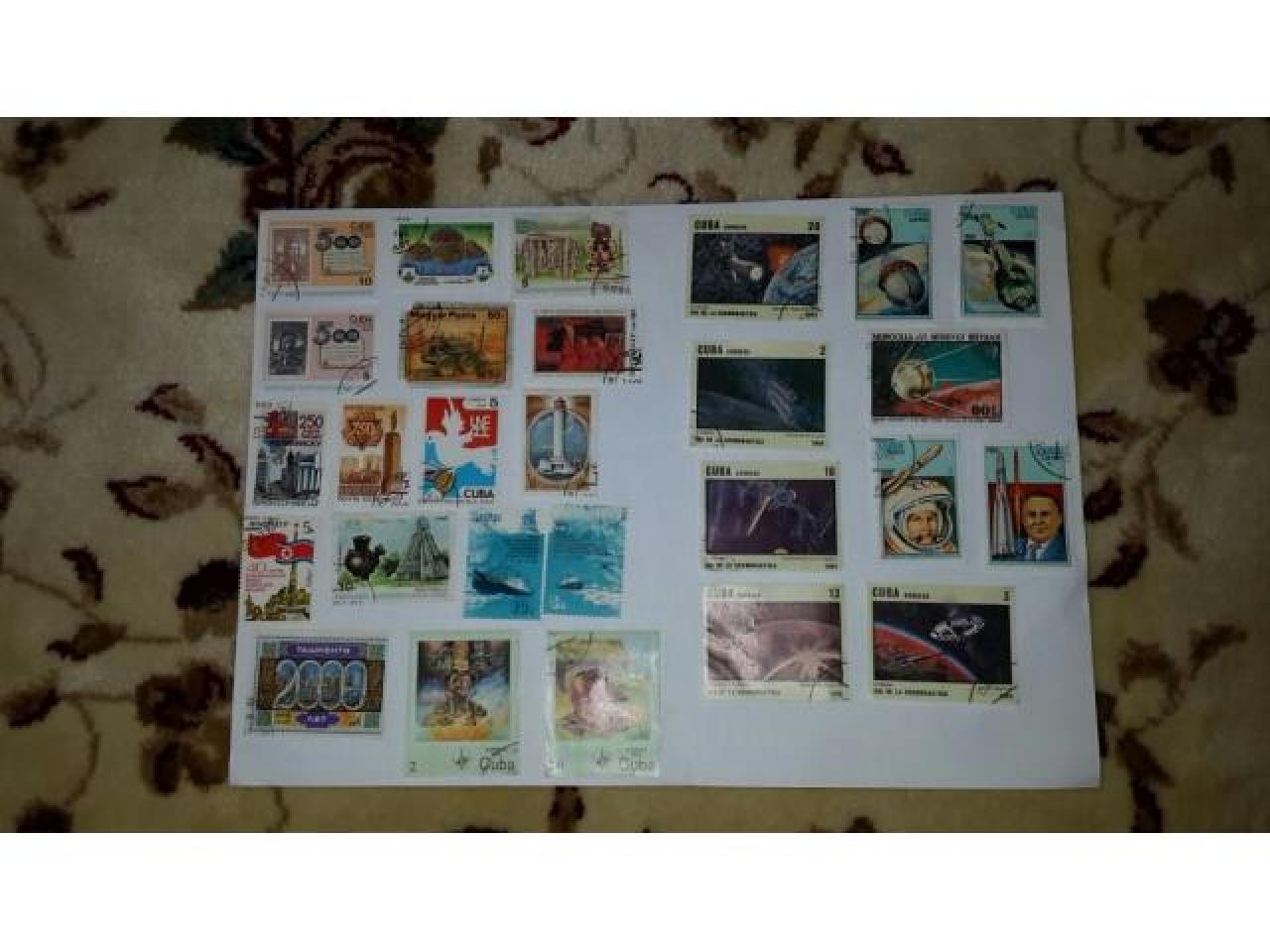 коллекция марок - 5