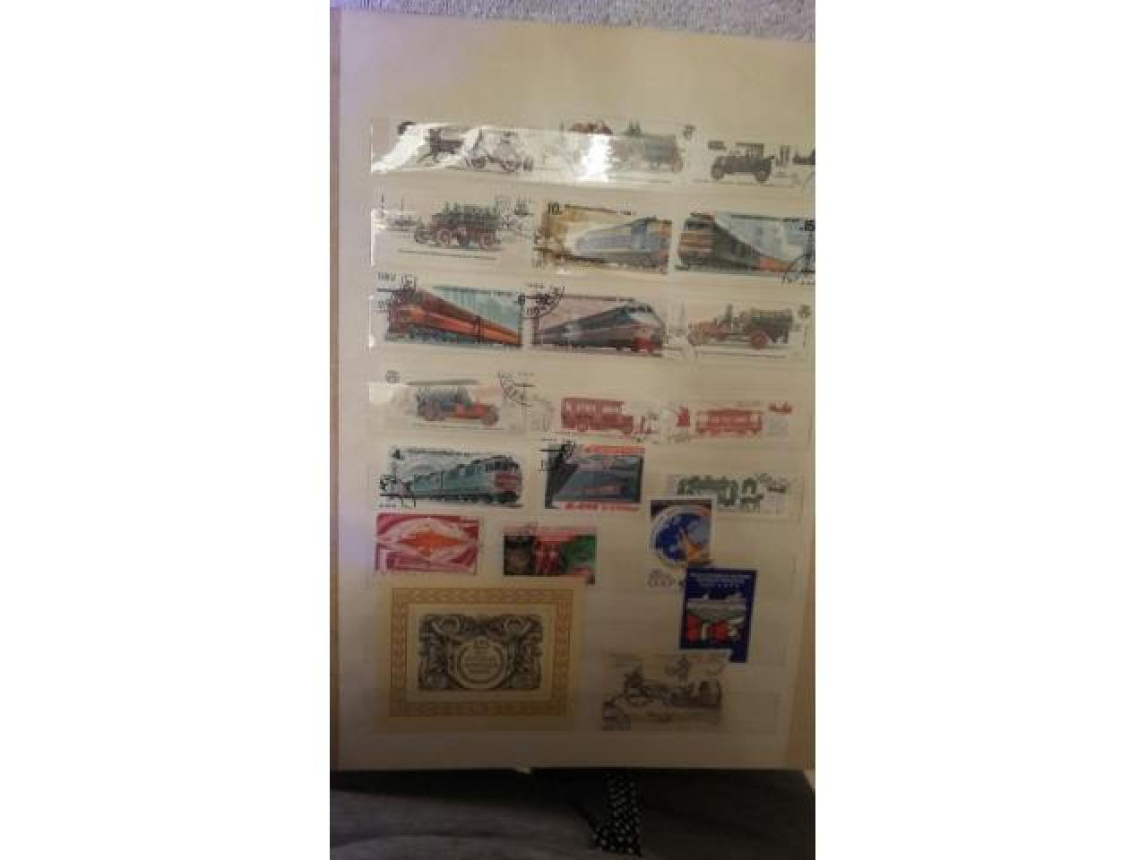 коллекция марок - 7