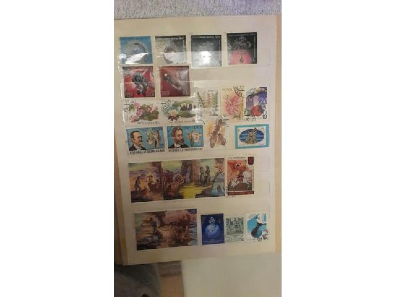 коллекция марок - 8