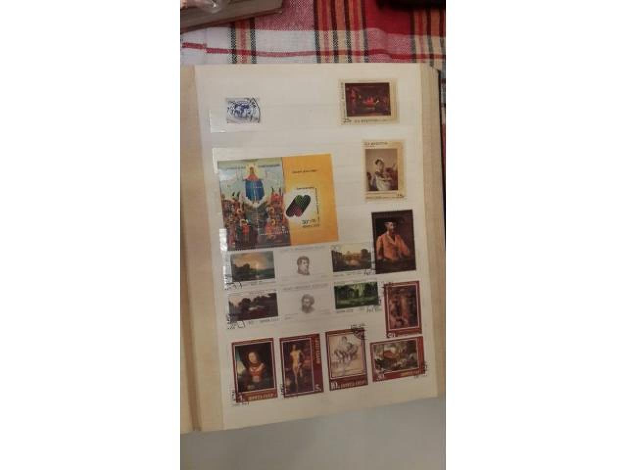 коллекция марок - 9