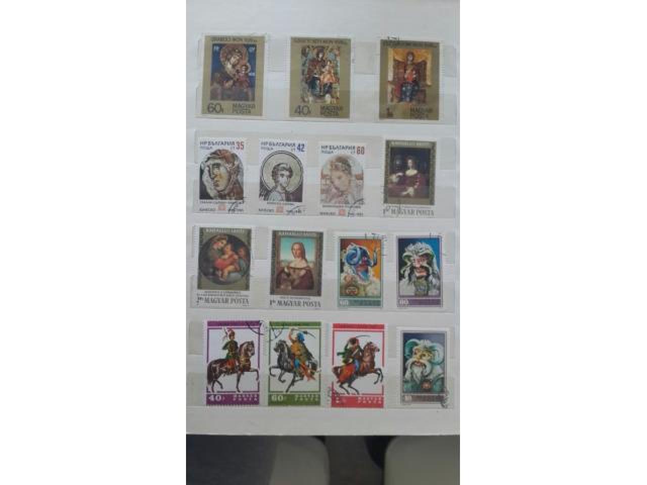 коллекция марок - 11