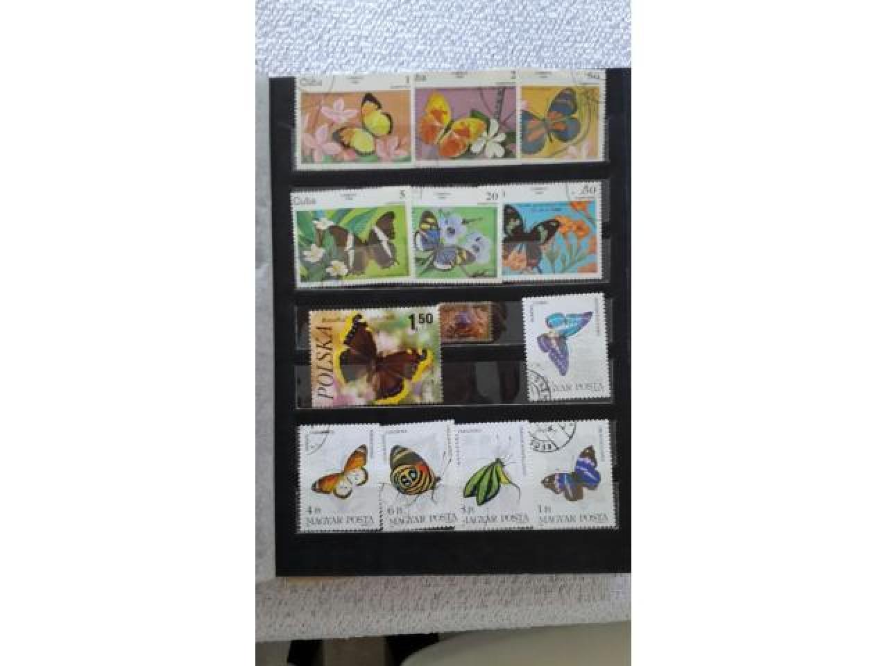 коллекция марок - 12