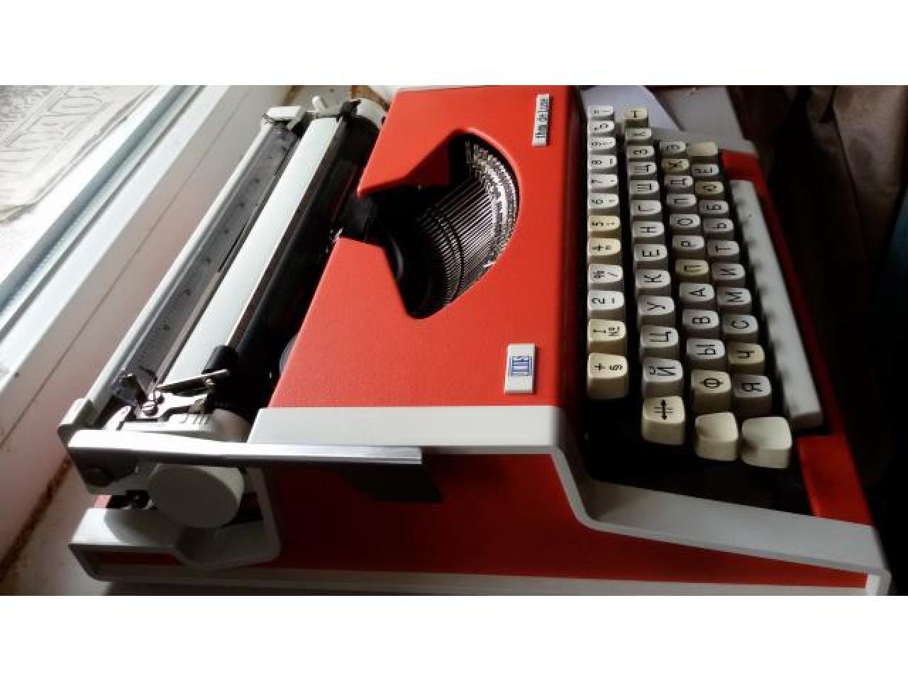 Продам пишущую машинку - 2