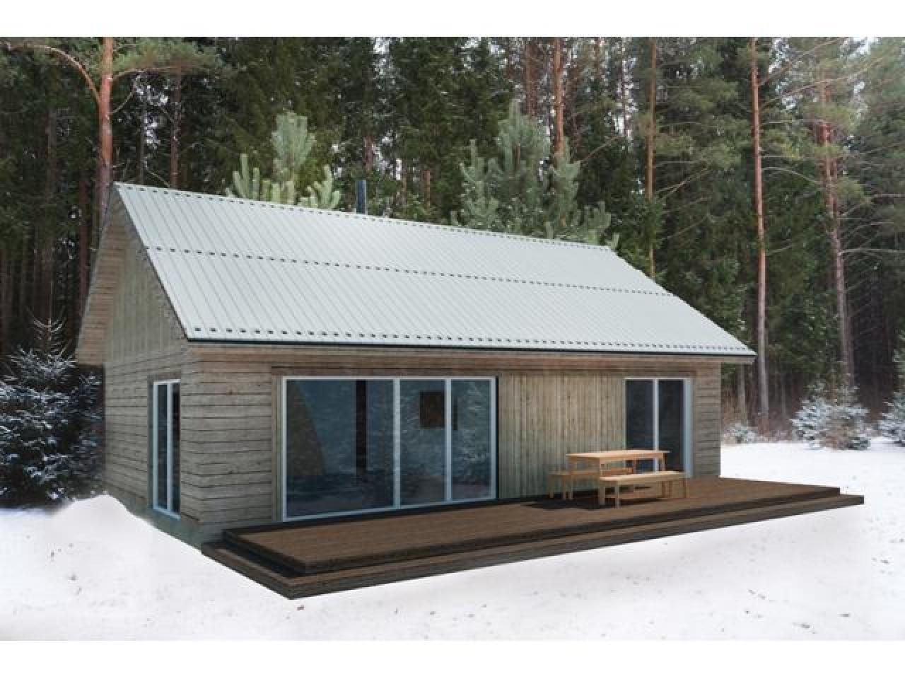 Проектирование домов, складов, интерьеров - 2