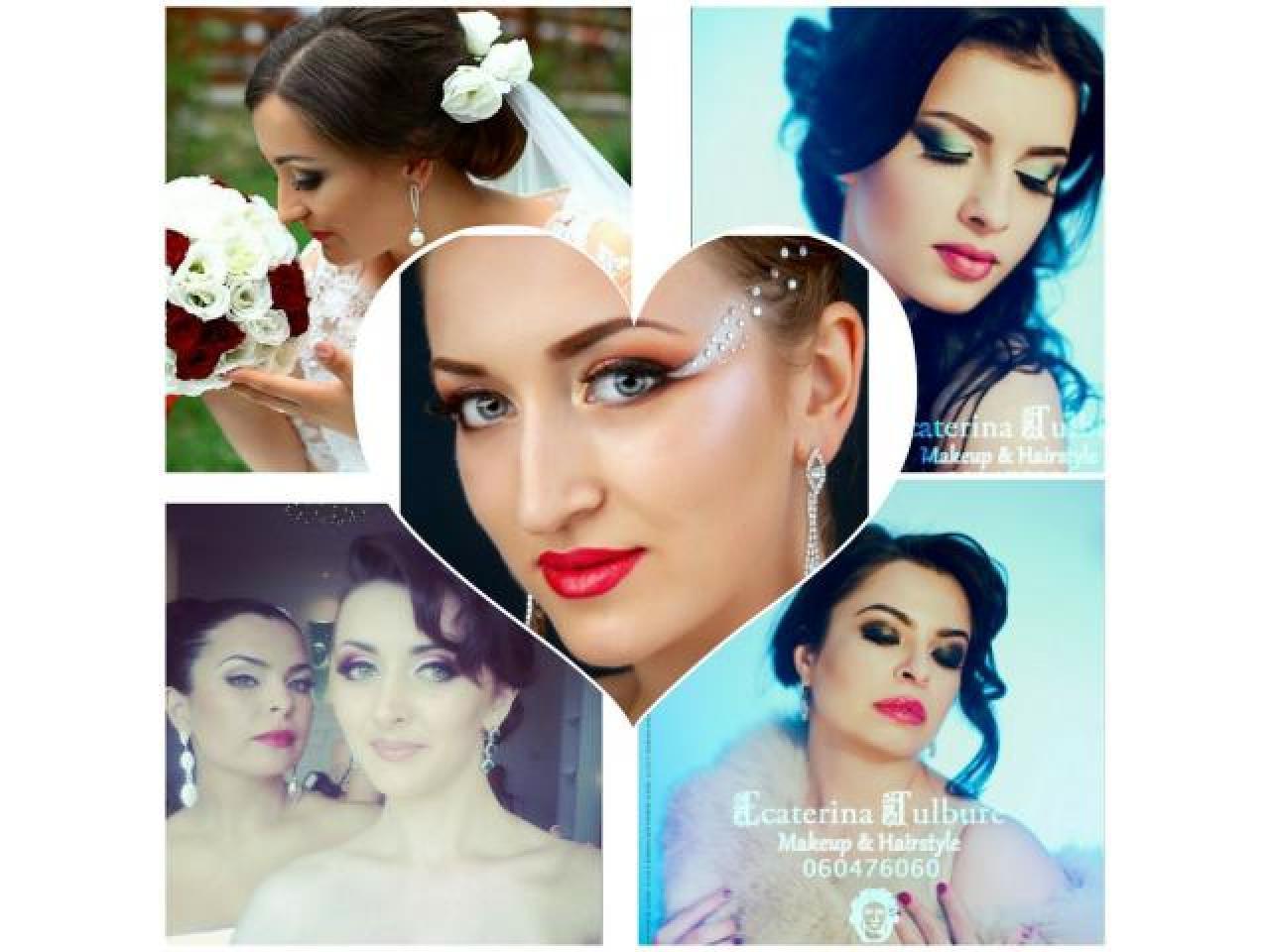 макияж, прически, наращивание ресниц. Makeup, Hairstyle, Eyelash extensions - 2