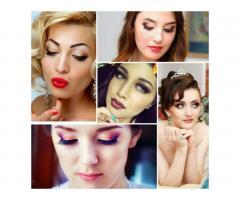макияж, прически, наращивание ресниц. Makeup, Hairstyle, Eyelash extensions - Image 4