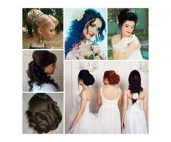 макияж, прически, наращивание ресниц. Makeup, Hairstyle, Eyelash extensions - Image 6