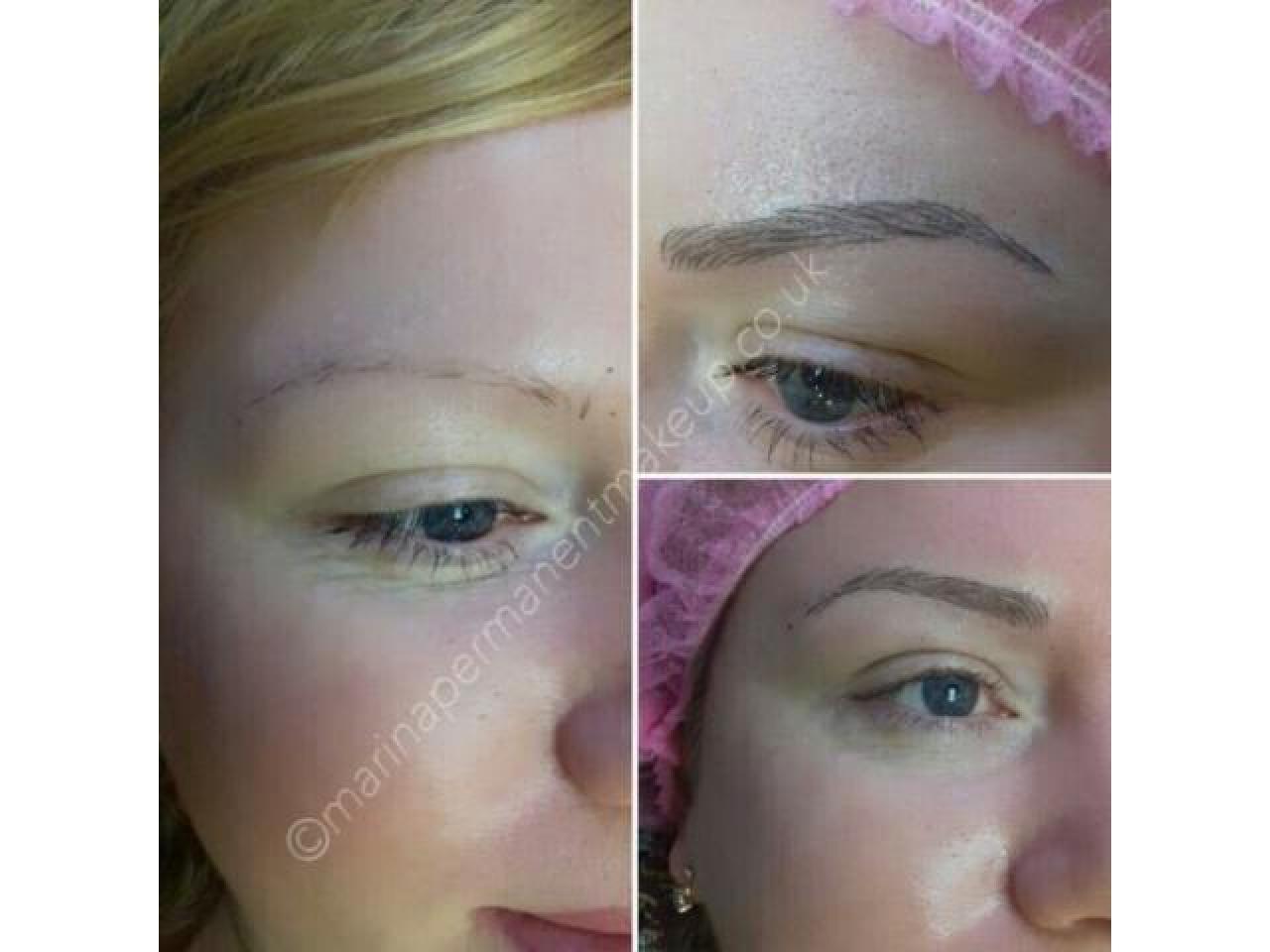 Перманентный макияж в Твикенхеме - 1