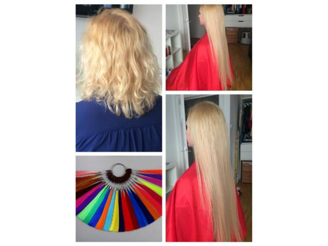 Наращивание волос в Англии, не дорого - 7
