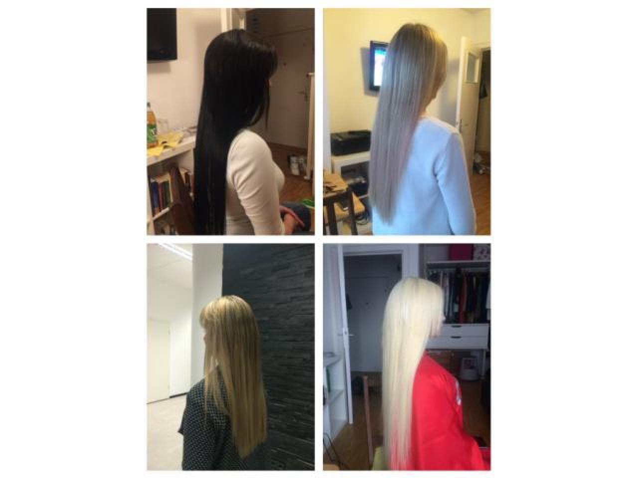 Наращивание волос в Англии, не дорого - 9