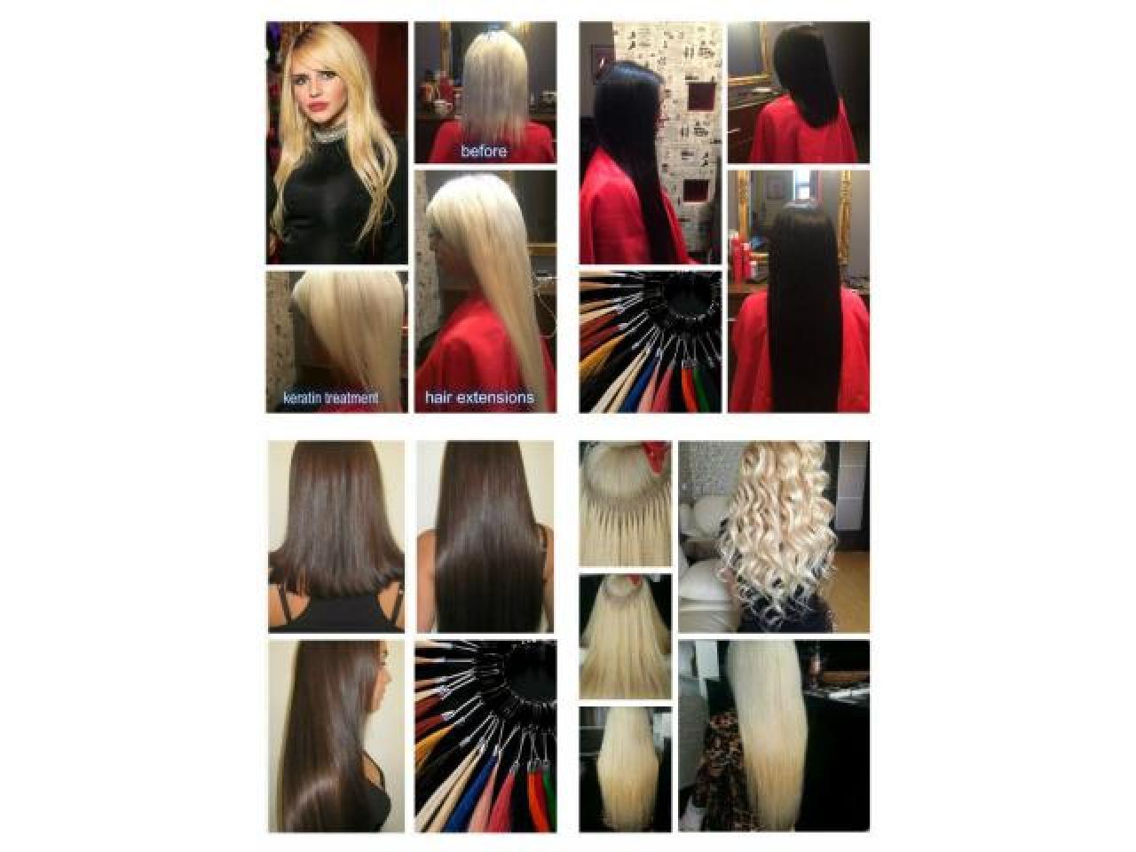 Наращивание волос в Англии, не дорого - 10