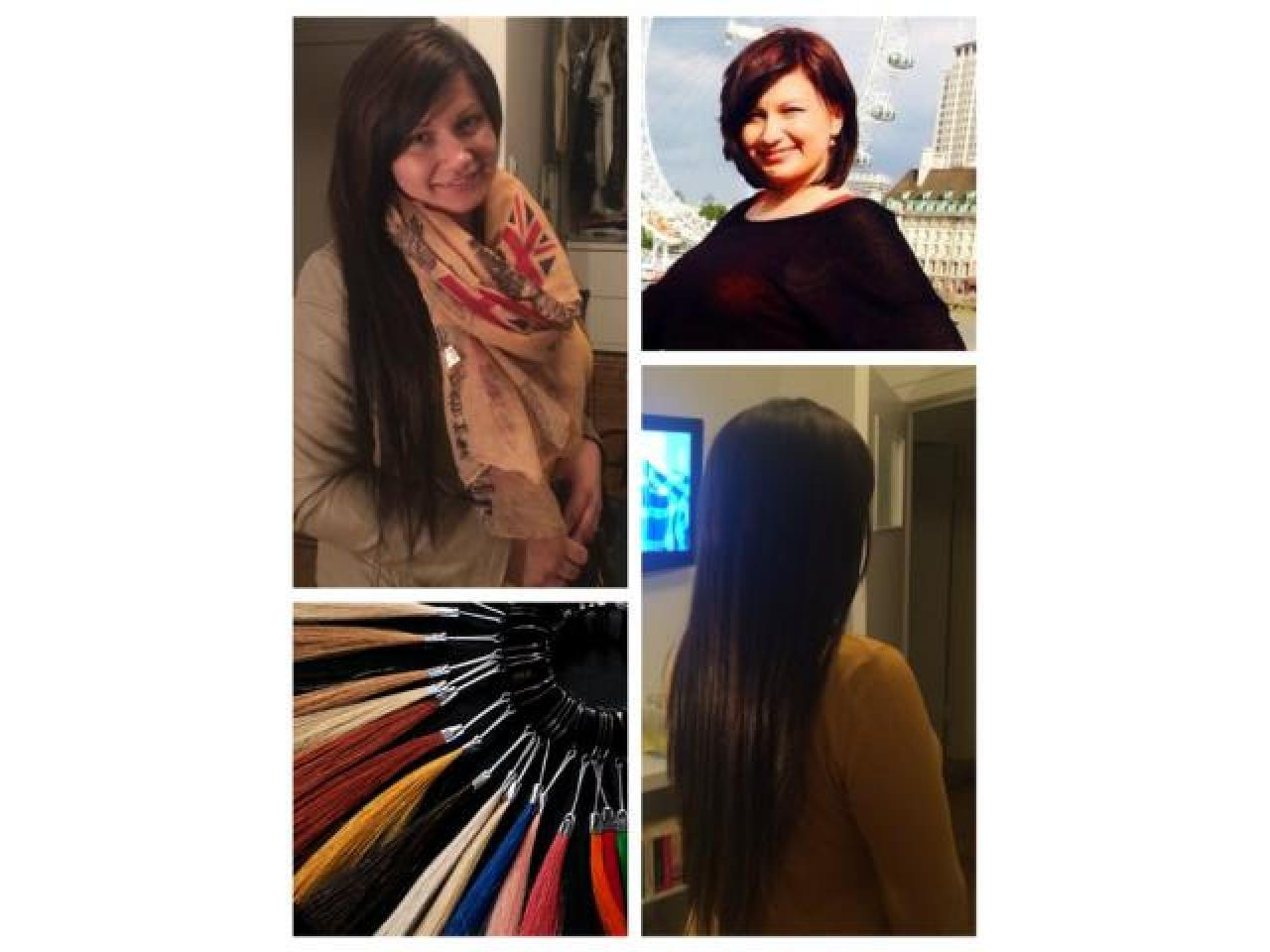 Наращивание волос в Англии, не дорого - 11