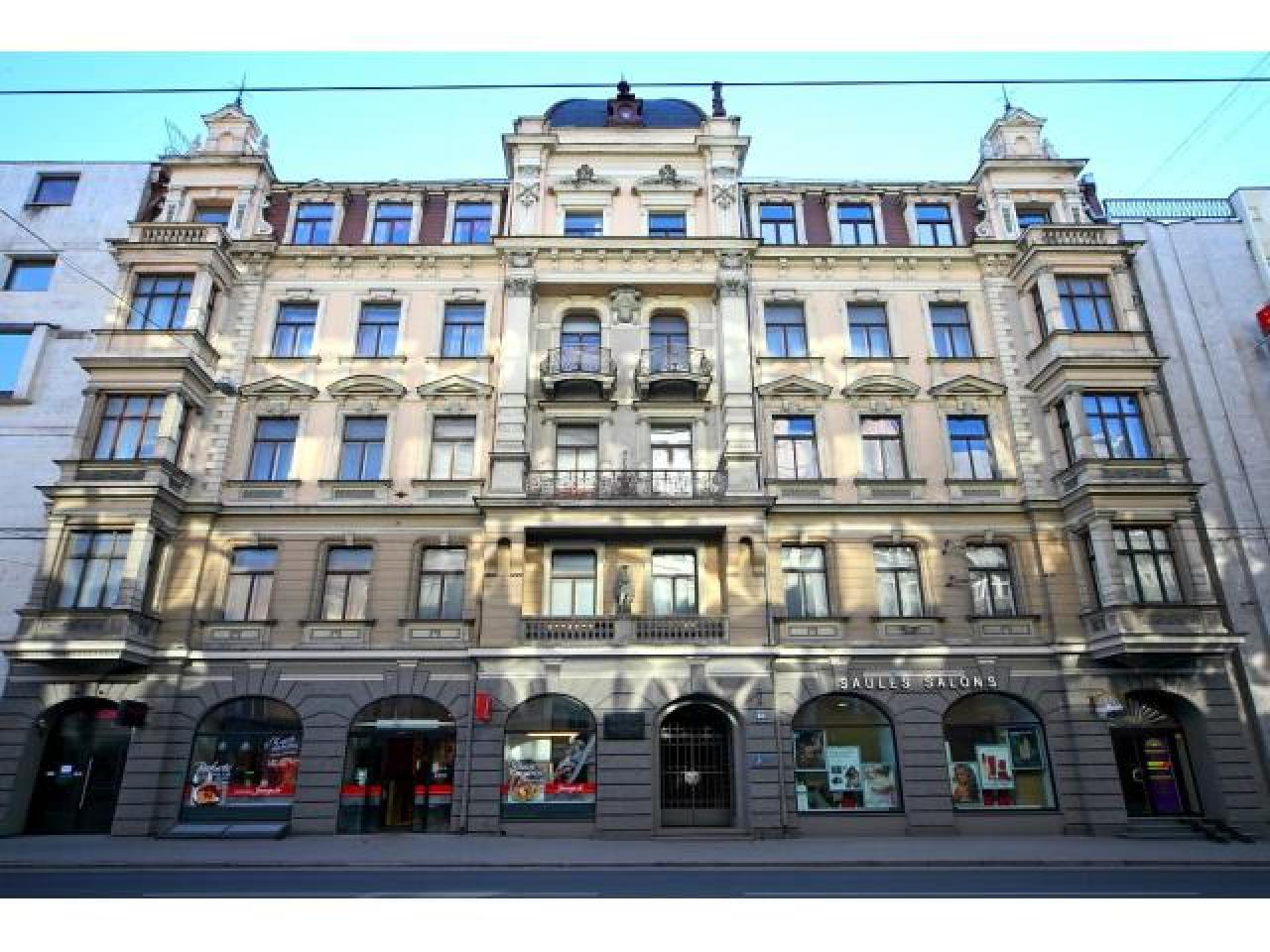 Изысканная квартира в центре Риги - 11