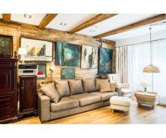 Часть дома с абсолютной атмосферой конфиденциальности в сердцевине Риге. - Image 4