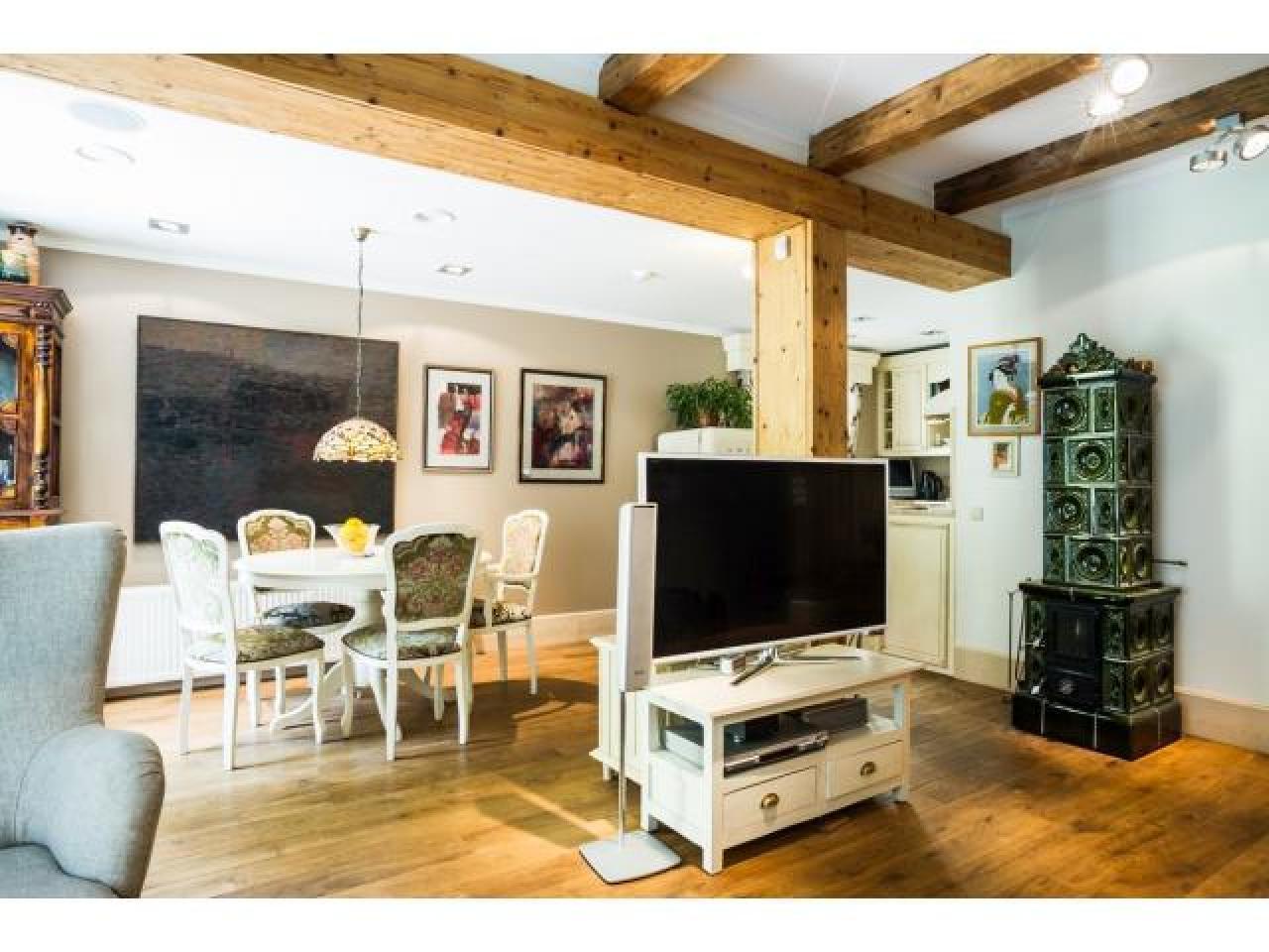 Часть дома с абсолютной атмосферой конфиденциальности в сердцевине Риге. - 5