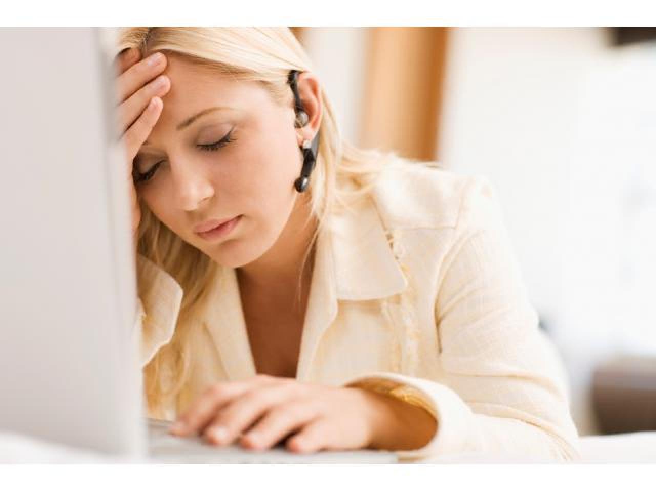 Хроническая усталость. Опасно - 1