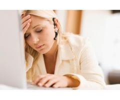 Хроническая усталость. Опасно