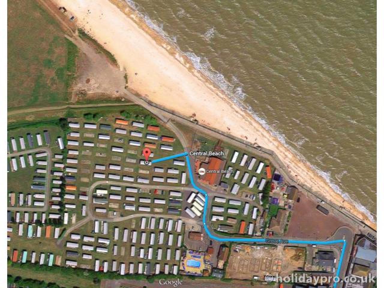 Сдается Караван в парке отдыха на берегу моря Leysdown-on-sea, 50миль от Лондона - 6