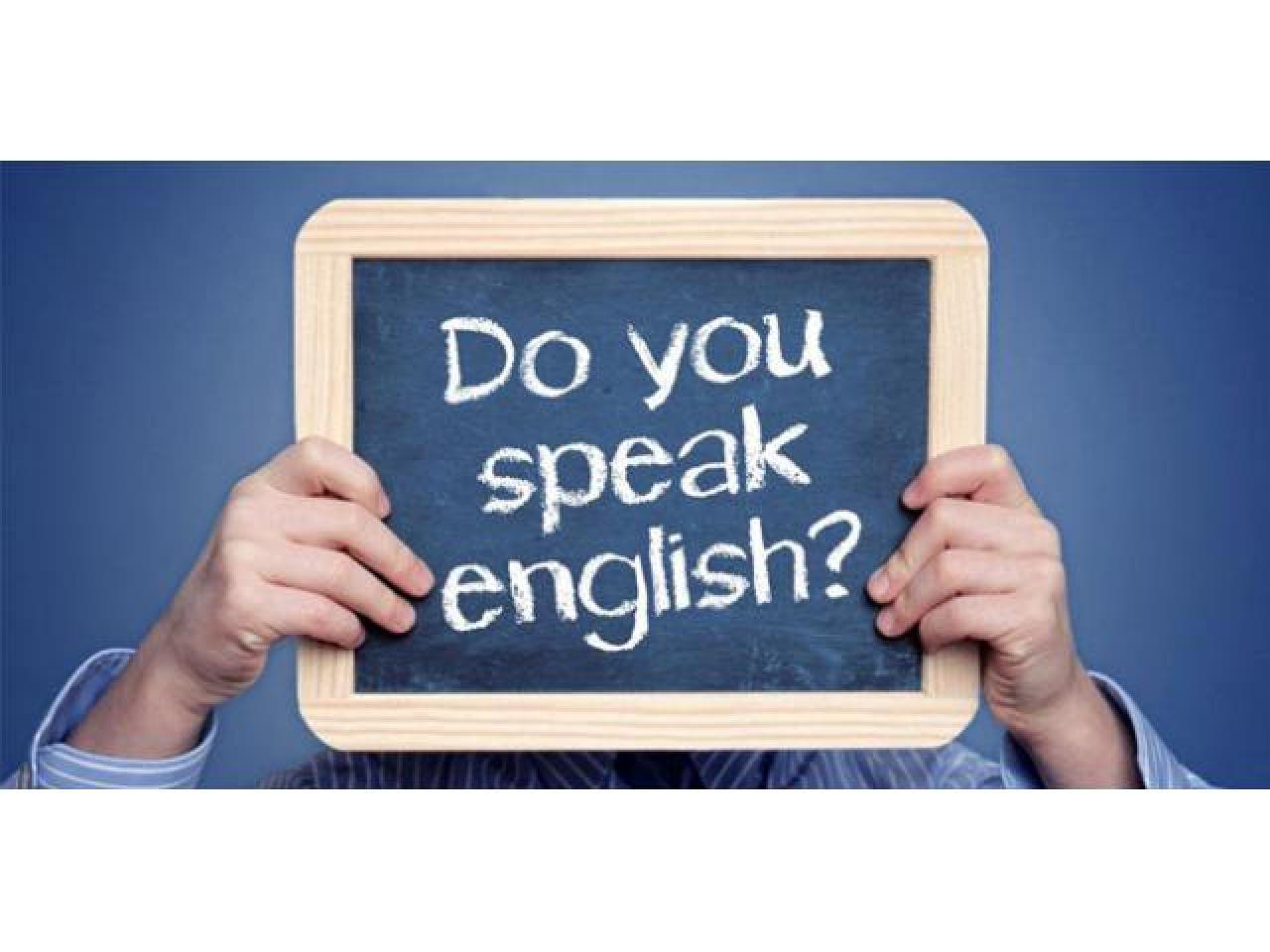 English classes - 1