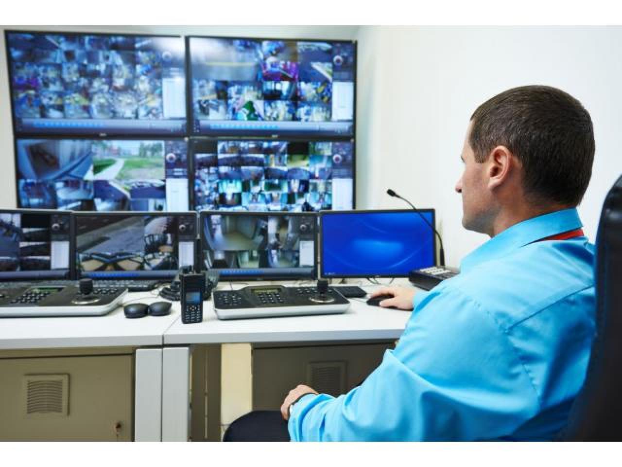 Оператор видеонаблюдения CCTV SIA LICENCE COURSE - 1
