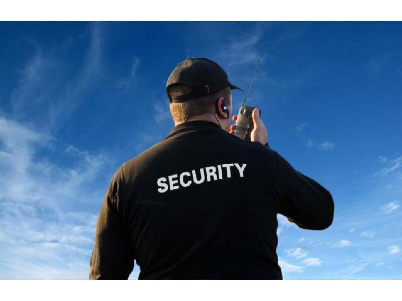 Hunter Recruitment предоставляет курсы для получения SIA security license - 1