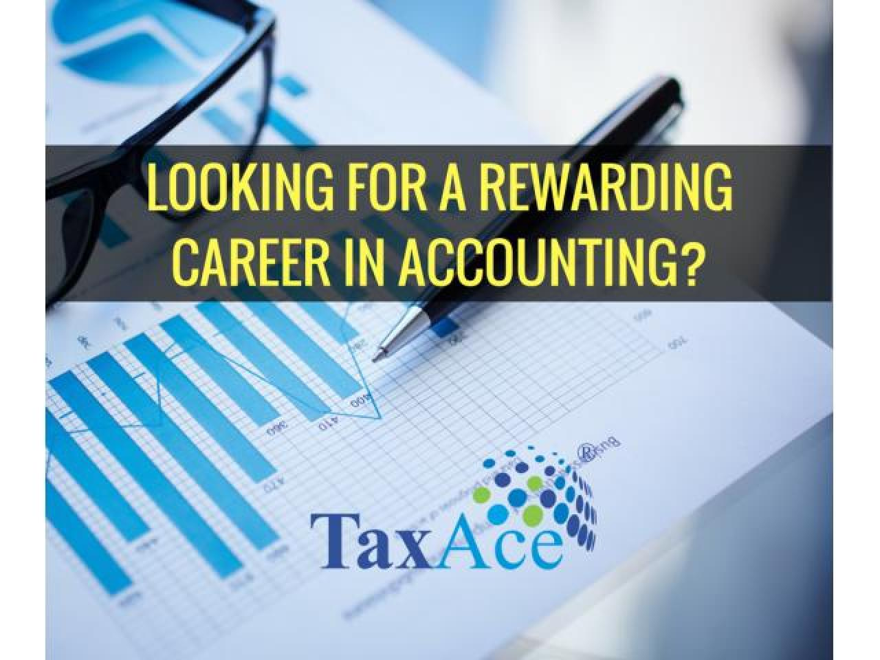 Looking for a rewarding career in Accounting? - 1