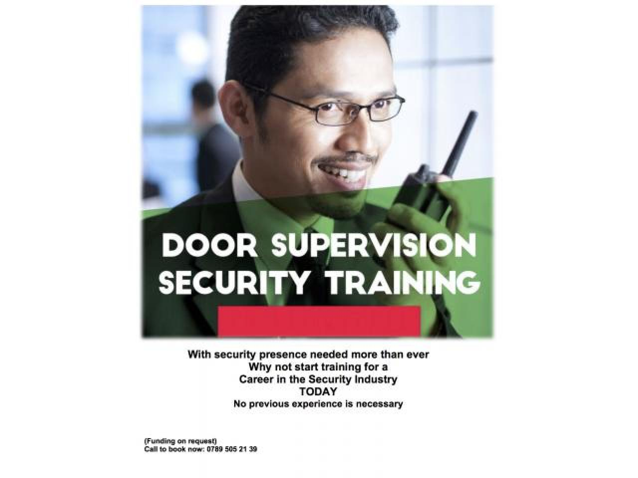 Security officer course and job opportunities - 2