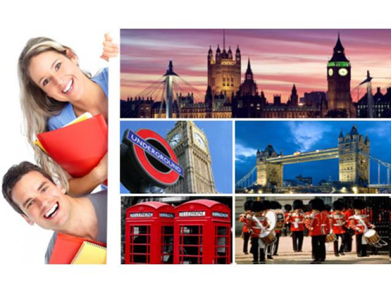 Обучение в Лондоне - 1