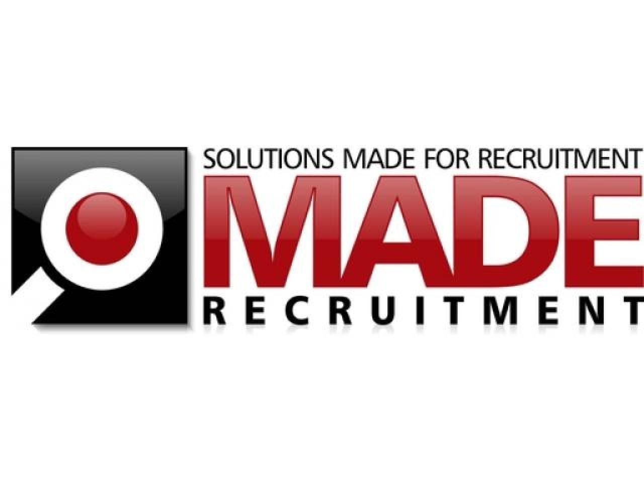 Maderecruitment is looking for Event Steward - 1