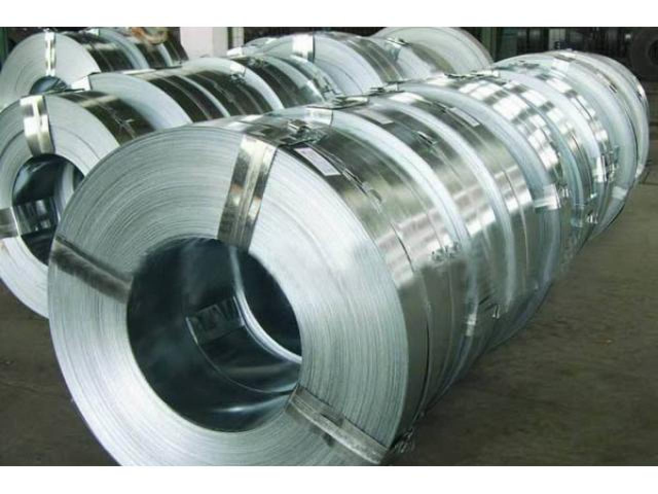 Cold Rolled Steel Strip - 1