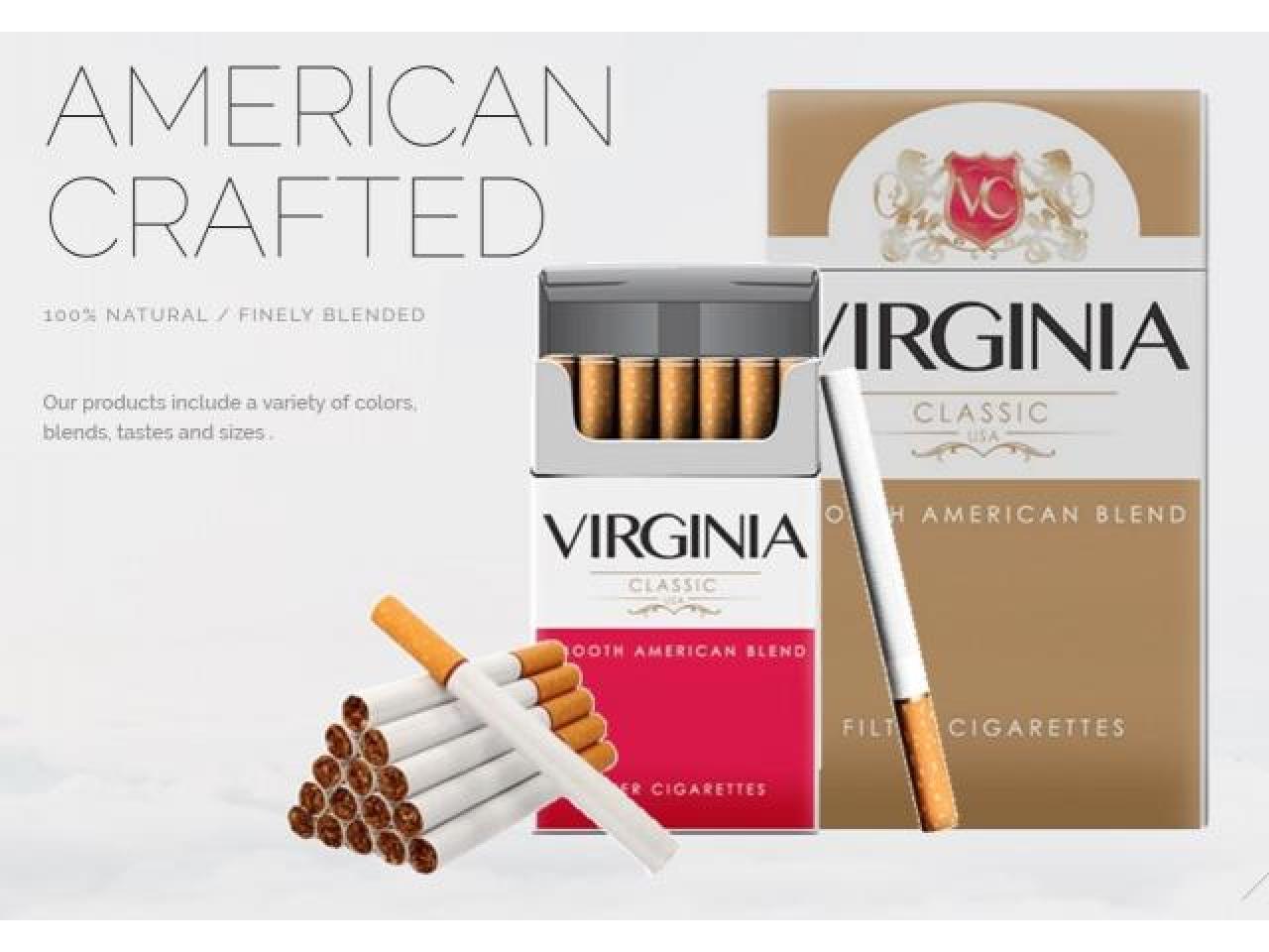 """Продаём сигареты """"Вирджиния Классик США"""" крупный опт от производителя - 1"""