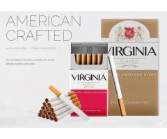 """Продаём сигареты """"Вирджиния Классик США"""" крупный опт от производителя"""