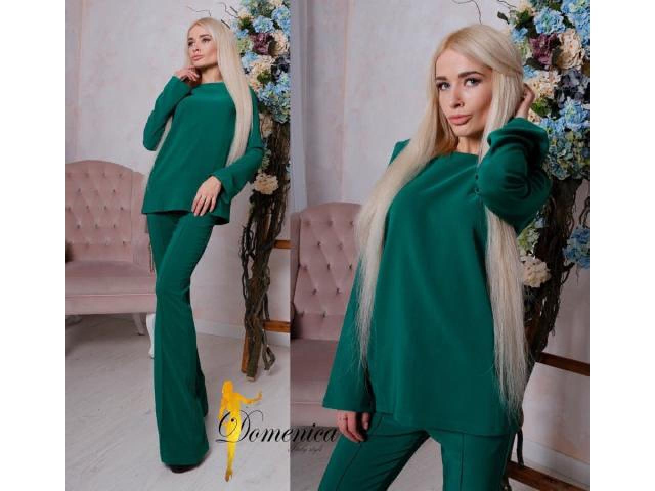 Модная женская одежда 2017 - 2