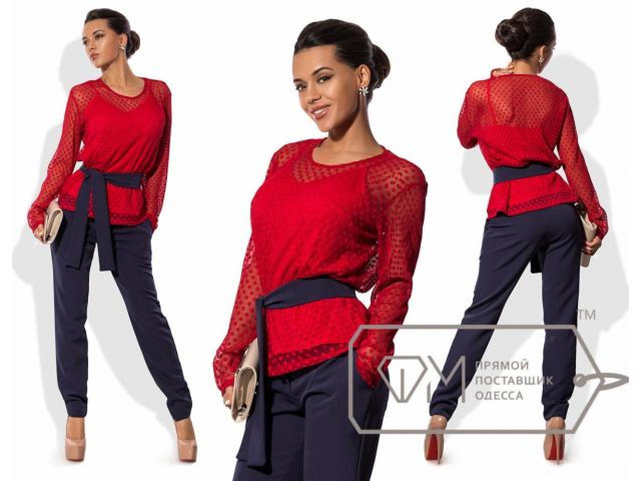 Модная женская одежда 2017 - 7