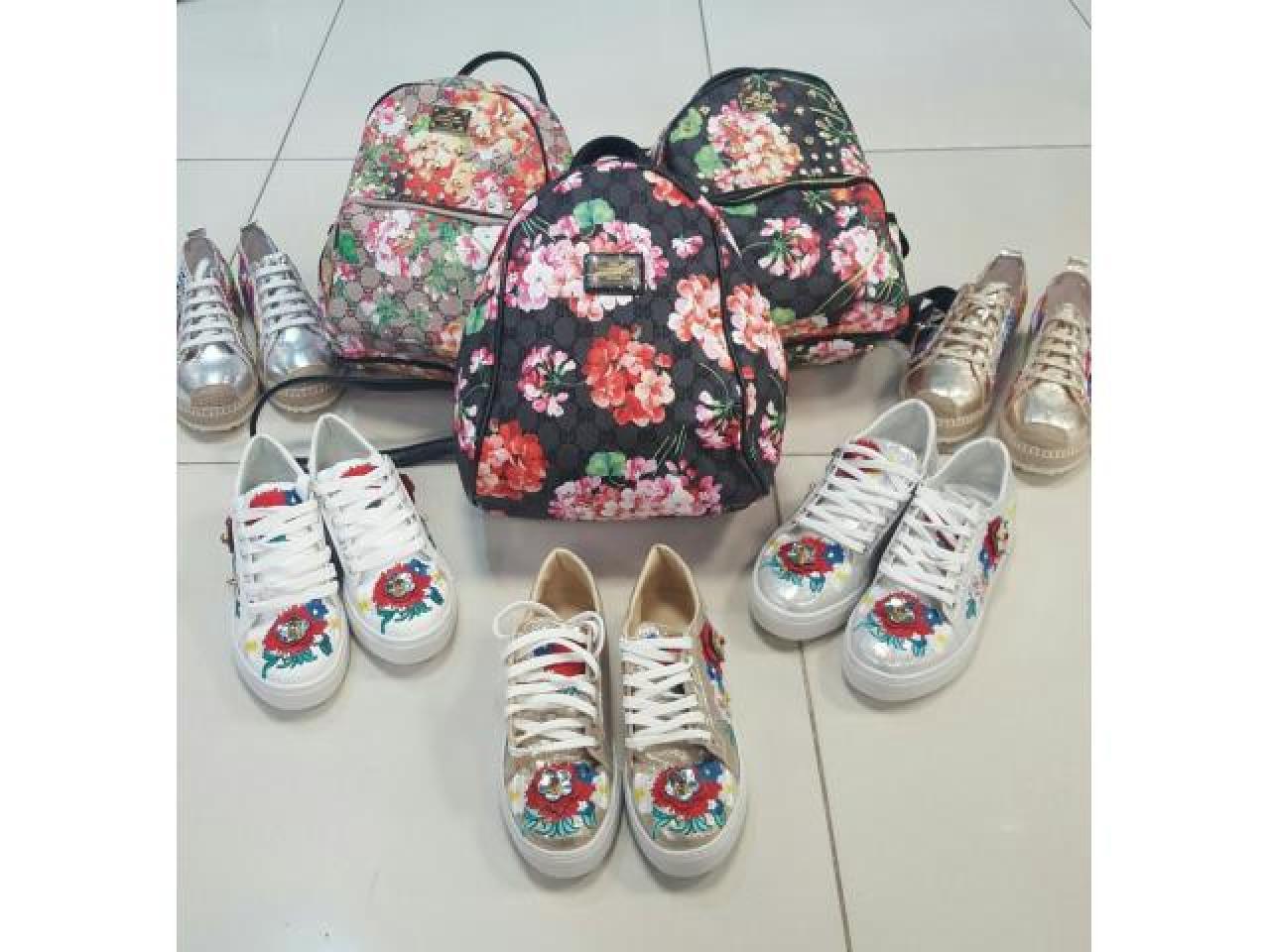 Обувь и сумочки копии знаменитых брендов - 2