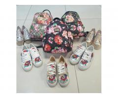 Обувь и сумочки копии знаменитых брендов