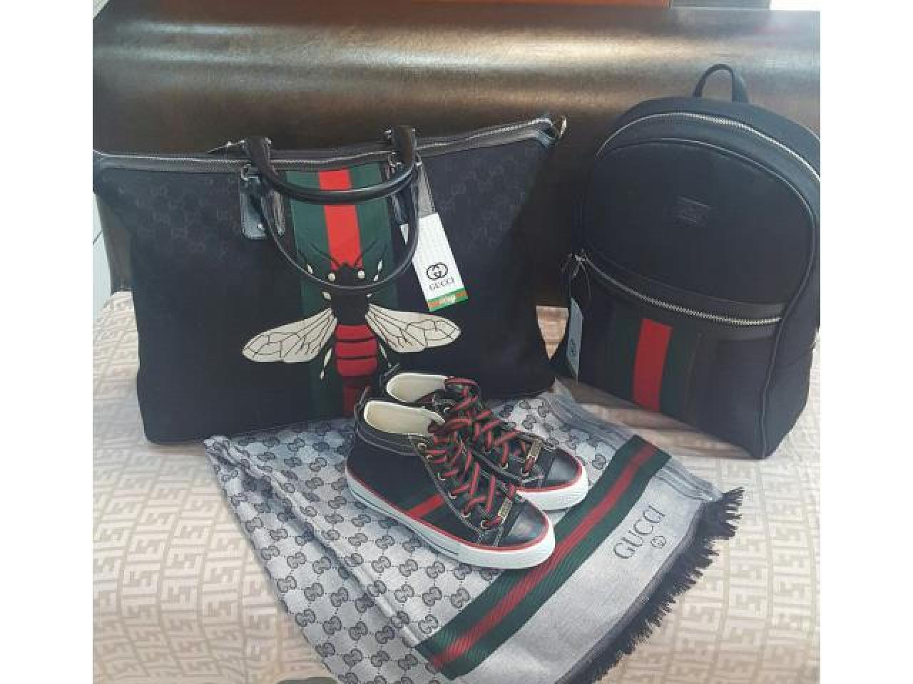 Обувь и сумочки копии знаменитых брендов - 3