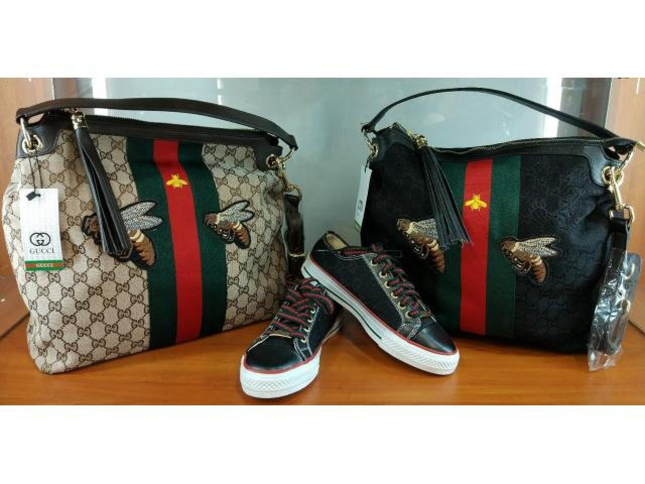 Обувь и сумочки копии знаменитых брендов - 7