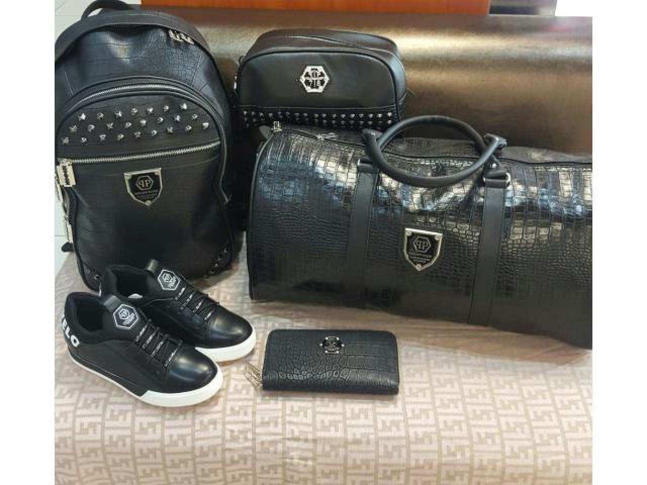 Обувь и сумочки копии знаменитых брендов - 8
