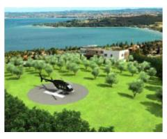 Вилла в Сирмионе с великолепным видом на озеро Гарда