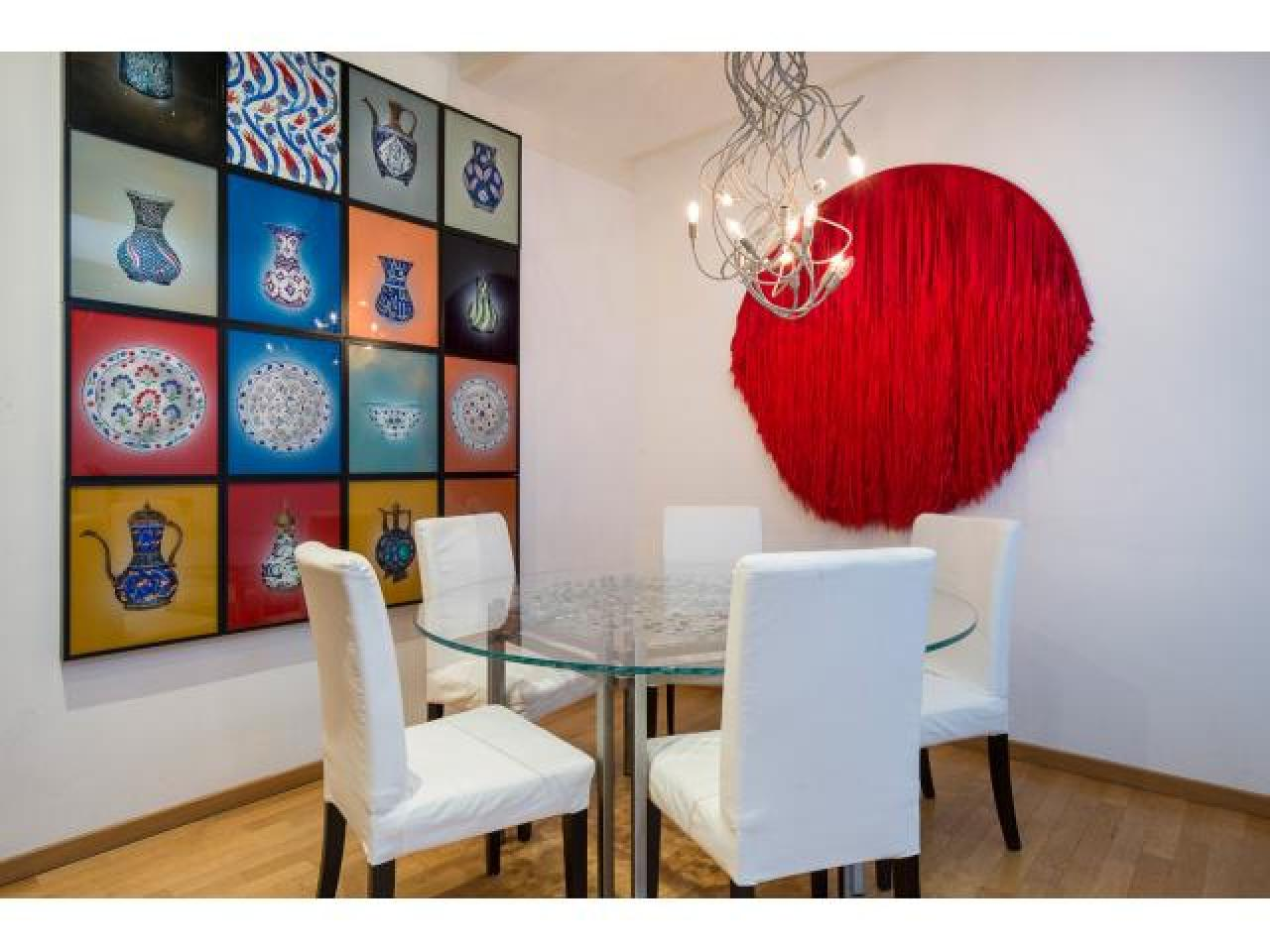 Апартаменты-вилла в Милане - 8