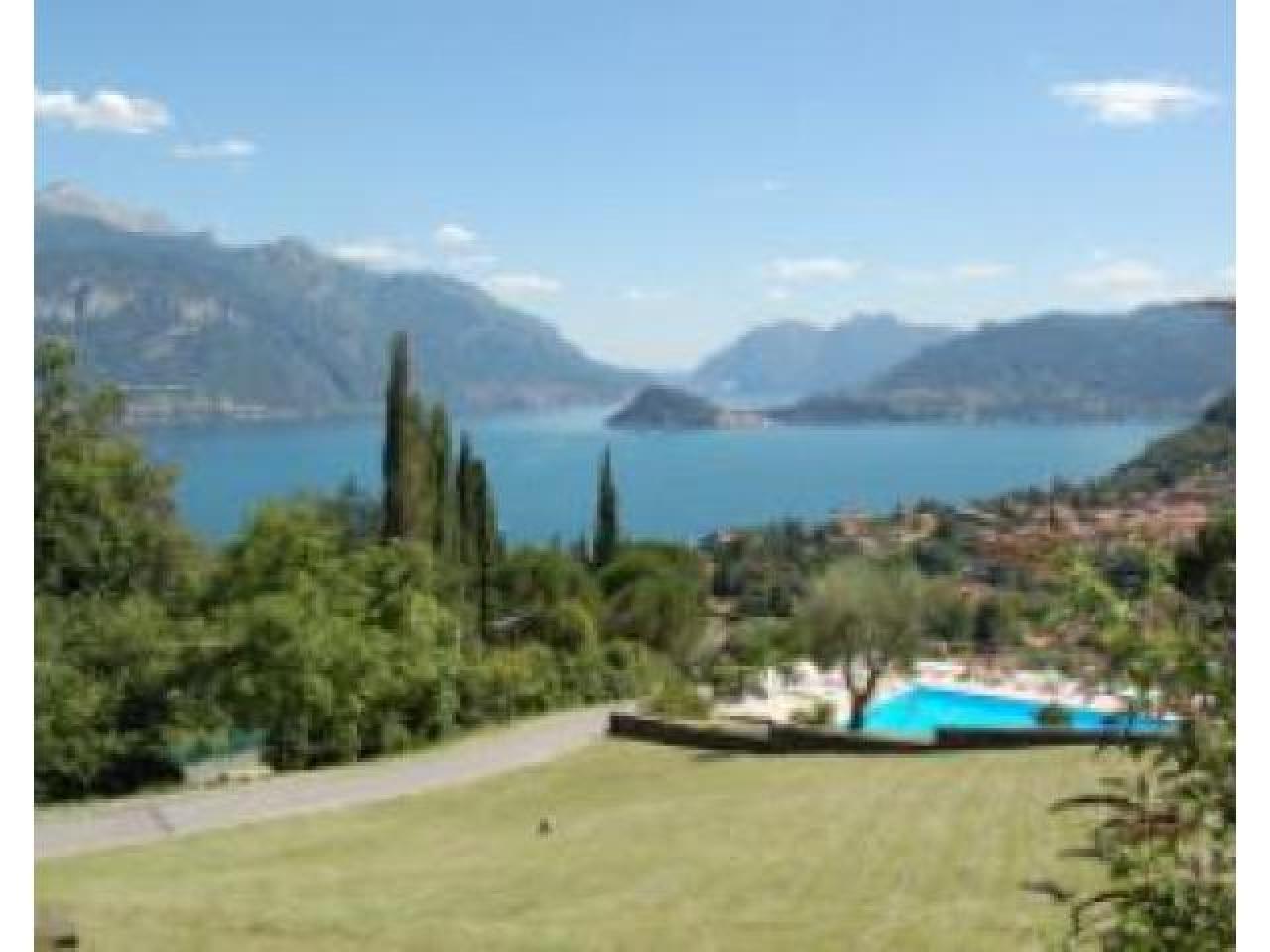 Трехкомнатные апартаменты на первой линии озера Комо (Италия) - 2