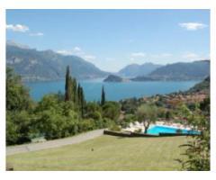 Трехкомнатные апартаменты на первой линии озера Комо (Италия)
