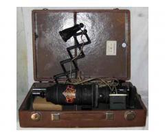 Фотоувеличитель УПА-2 1959 год выпуска