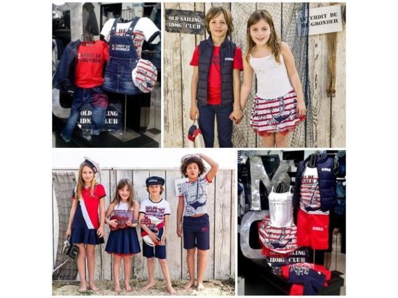 Одежда из Франции на детей и подростков бренда IDMG - 7