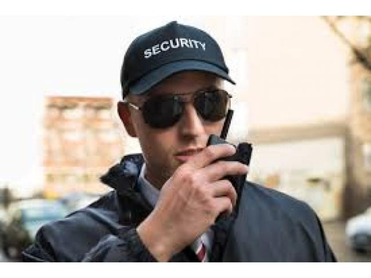 Security officer course & job - 1