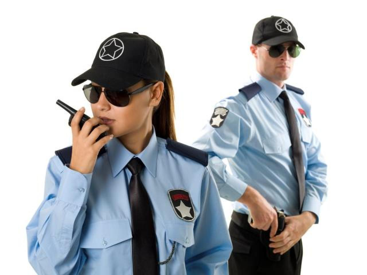 Security officer course & job - 2
