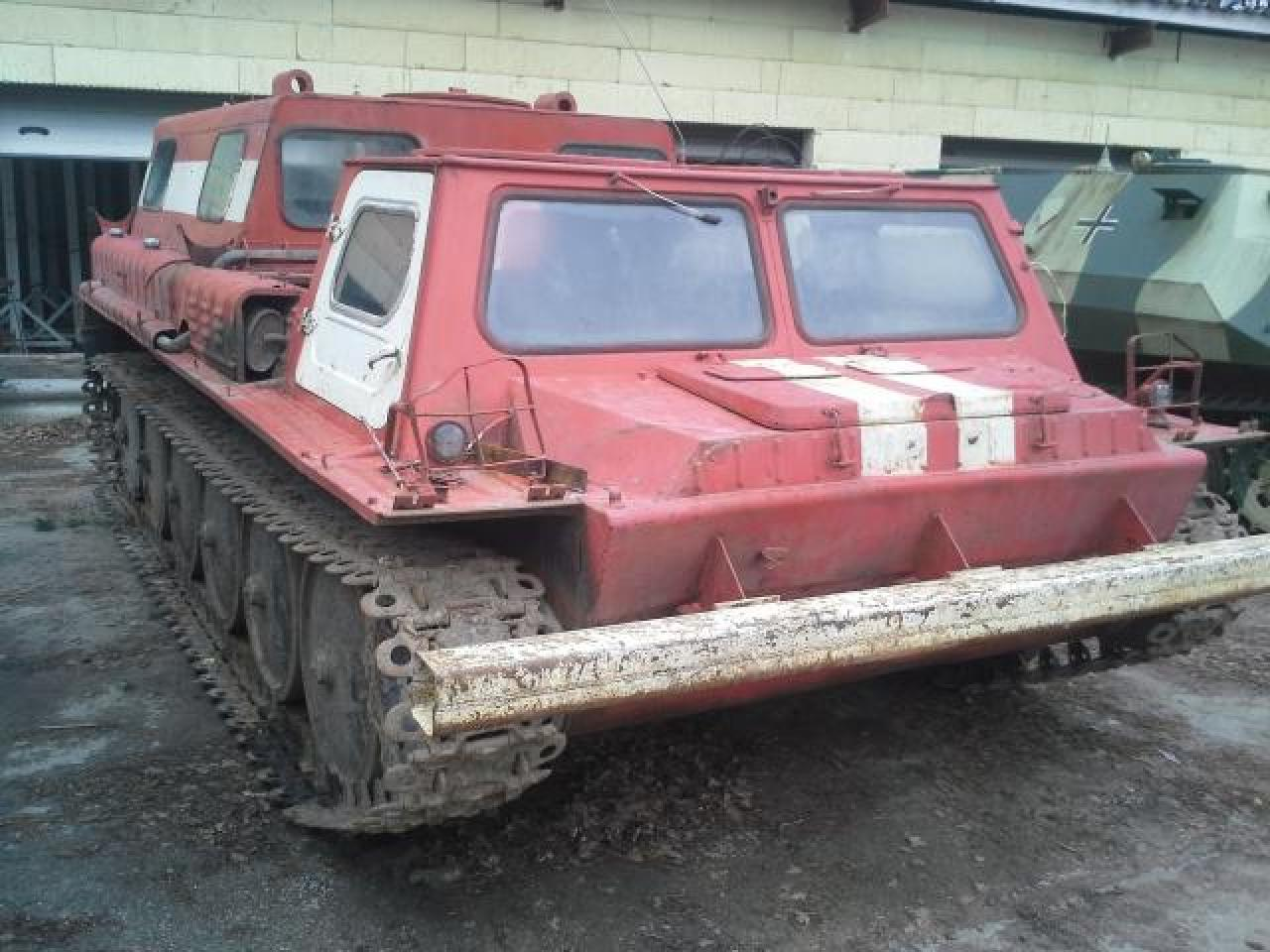 For sale all-terrain vehicle GAZ-71 VPL-149. - 1
